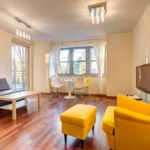 Balkonos Classic 4 fős apartman