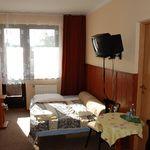 Emeleti Tourist egyágyas szoba