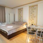 Fürdőszobás légkondicionált 4 fős apartman 1 hálótérrel