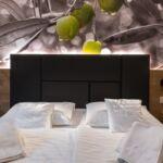 Apartament 2-osobowy na piętrze Deluxe z 1 pomieszczeniem sypialnianym (możliwa dostawka)