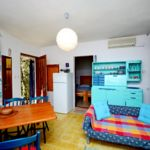 Sea View 1-Room Air Conditioned Apartment for 4 Persons