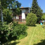Panorámás teljes ház 8 fős nyaraló