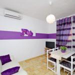 Apartament 4-osobowy z klimatyzacją z tarasem z 2 pomieszczeniami sypialnianymi