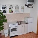 Földszintes légkondicionált 4 fős apartman 1 hálótérrel
