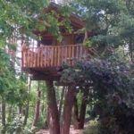 Erdőre néző teljes ház 2 fős faház (pótágyazható)