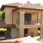 Casa de vara cu terasa pentru 7 pers. (se inchirieaza doar integral)