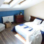Apartament 5-osobowy Standard z własną kuchnią z 2 pomieszczeniami sypialnianymi