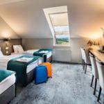 Légkondicionált Family háromágyas szoba