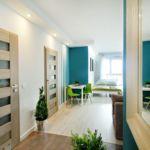 Emeleti Studio 4 fős apartman 1 hálótérrel