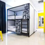 Városra néző dormitory 12 ágyas szoba
