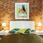 Apartament 4-osobowy Deluxe z wanną