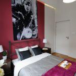 Fürdőszobás Komfort franciaágyas szoba