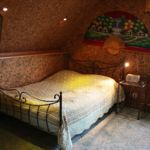 Közös fürdőszobás Családi franciaágyas szoba