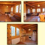 Domek drewniany 8-osobowy  (możliwa dostawka)