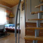 Emeleti Standard nyolcágyas szoba