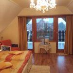 Camera dubla romantica la mansarda (se poate solicita pat suplimentar)