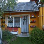 1-Zimmer-Apartment für 2 Personen Parterre mit Aussicht auf den Garten (Zusatzbett möglich)