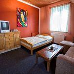 Emeleti Deluxe 4 fős apartman 2 hálótérrel (pótágyazható)