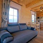 Hegyekre néző teljes ház 6 fős faház
