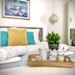 Erkélyes Premium franciaágyas szoba (pótágyazható)