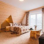 Apartament cu chicineta proprie cu vedere spre munte cu 1 camera pentru 4 pers.