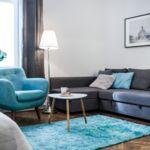 Apartament 4-osobowy Standard z 1 pomieszczeniem sypialnianym