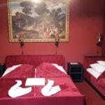 Exclusive háromágyas szoba (pótágyazható)