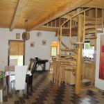 Erdőre néző tetőtéri kétágyas szoba (pótágyazható)