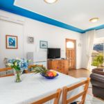 Upstairs 2-Room Balcony Apartment for 5 Persons (extra beds available)