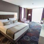 Deluxe 1-Zimmer-Suite für 2 Personen (Zusatzbett möglich)