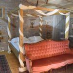 Apartament romantica cu vedere spre lac cu 1 camera pentru 2 pers. (se poate solicita pat suplimentar)