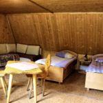 Domek drewniany 4-osobowy na parterze Classic
