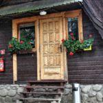 Domek drewniany 3-osobowy na parterze Classic
