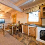 Domek drewniany 8-osobowy