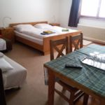 Mountain View Upstairs 5 Person Room (extra bed available)