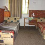 Földszinti Családi kétágyas szoba