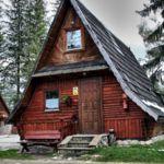 Domek drewniany 8-osobowy z aneksem kuchennym