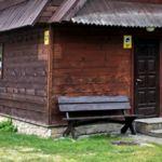 Domek drewniany 4-osobowy