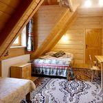 Domek drewniany 11-osobowy Przyjazny podróżom rodzinnym z widokiem na las