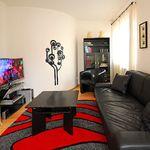 Apartament 8-osobowy Deluxe z 2 pomieszczeniami sypialnianymi (możliwa dostawka)
