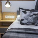 Deluxe Pokoj s manželskou postelí s výhledem na hory