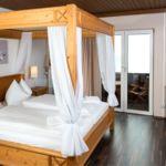 Komfort Vierbettzimmer Obergeschoss