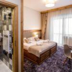 Balkonos Standard kétágyas szoba