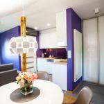 Apartament family cu aer conditionat cu 2 camere pentru 5 pers.