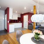 Apartament familial(a) cu aer conditionat cu 3 camere pentru 8 pers.