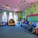 Emeleti Standard hétágyas szoba