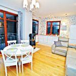 Balkonos Family 6 fős apartman 3 hálótérrel