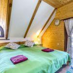 Tetőtéri Családi négyágyas szoba