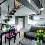 Apartament 4-osobowy Przyjazny podróżom rodzinnym z 2 pomieszczeniami sypialnianymi