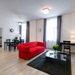 Apartament family familial(a) cu 2 camere pentru 4 pers. (se poate solicita pat suplimentar)
